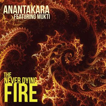 The Never Dying Fire Album de musique instrospective par Anantakara