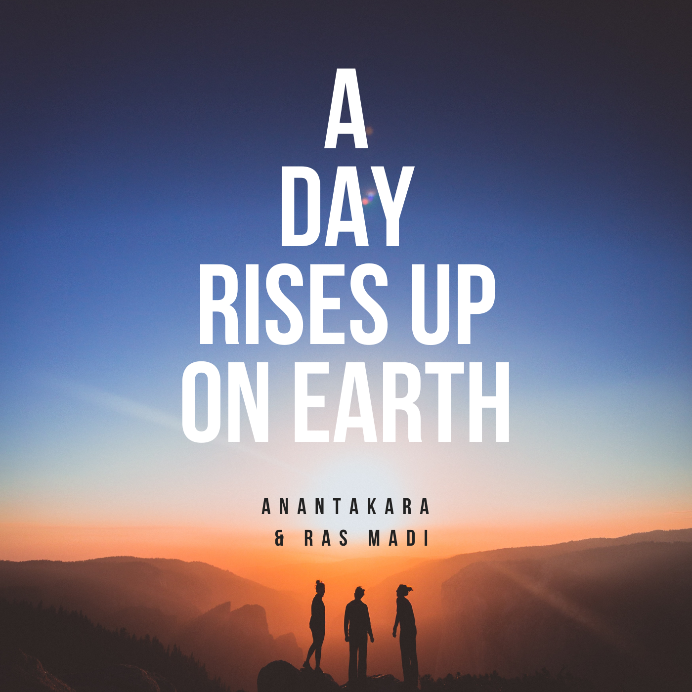 A Day rises Up on earth