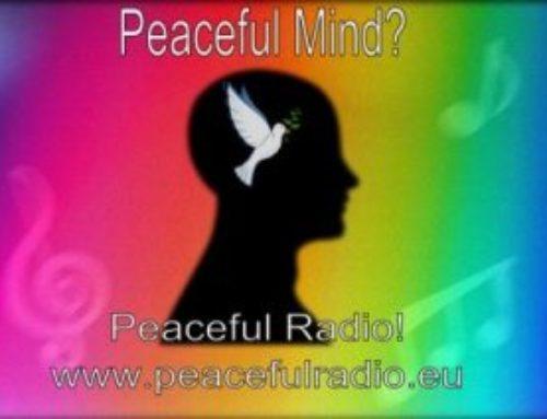 radio: peaceful radio show #1422 «Peace of Mind»
