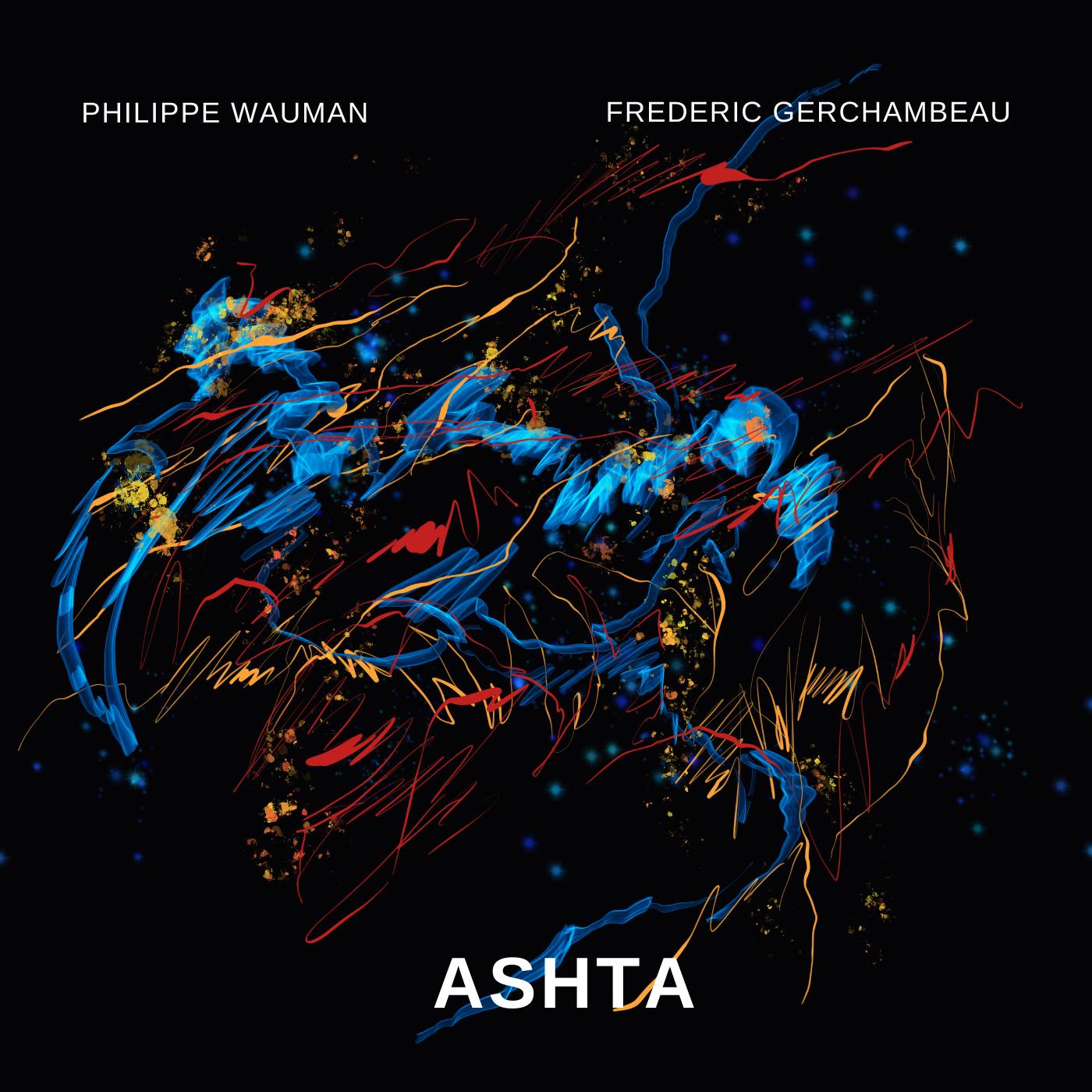 Ashta electronic music album
