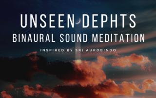 aurobindo binaural sound meditation