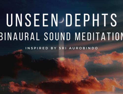 meditation sonore à l'occasion du 149ème anniversaire du sage Sri Aurobindo's